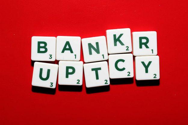 bankruptcy scrabble