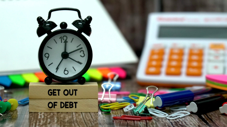 out of debt calculator